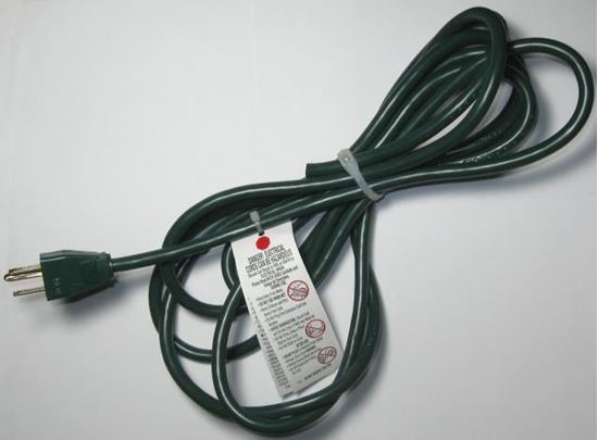 Picture of Power Cord - 16 Gauge