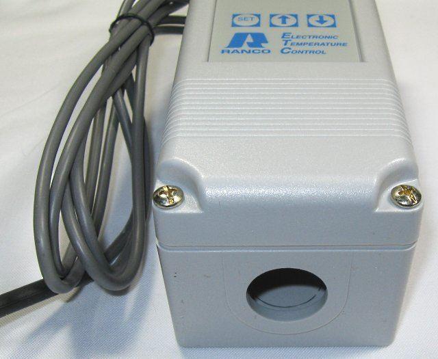 ETC Supply. Ranco ETC-111000-000 Digital Temperature Controller
