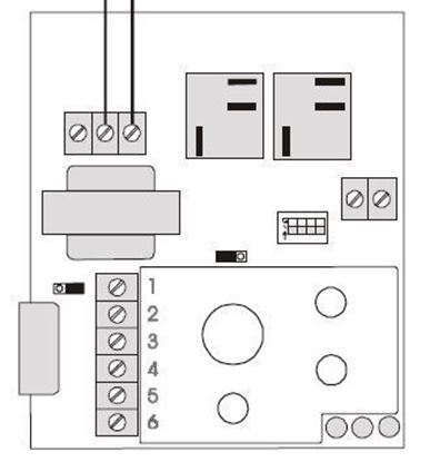 Picture of Goldline SP-32DT Refrigerator Temperature Control and Defrost Timer