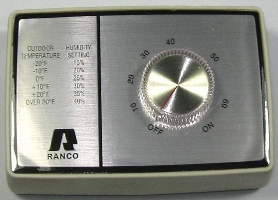Picture of Ranco J10-808 Humidistat