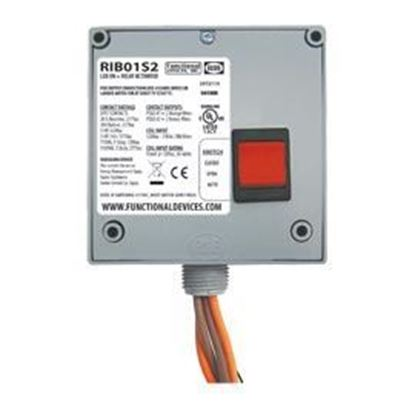 Picture of RIB01S2 - Enclosed Relay 20Amp