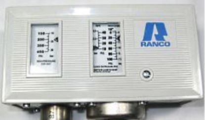 Picture of Ranco O22-7706 Dual Pressure Control DPST